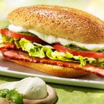 マクドナルドの新商品「BLT モッツァレラ&バジル」を食べてみました!