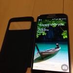 GALAXY S4 純正S View カバーがAmazonで激安半額以下で買える件