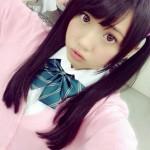 AKB夏祭り、二次元同好会ゆりあの矢澤にこ(ラブライブ)コスプレが可愛すぎる!!