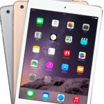 AppleがiPad Air2とiPad mini3を発表!予約開始は18日から!