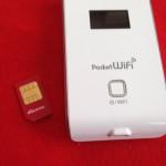 イーモバイルGL02PでOCNモバイルONEを設定する際の注意点!格安SIMでPocketWiFiを使用してみた!