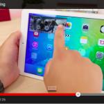 【使い方動画あり】iOS9で搭載されるiPad Air2用のマルチタスキングがすごい!