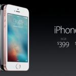 新型「iPhone SE」はリーク通り4インチ・発売日は3月31日から!