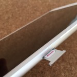 iPad mini2をOCNモバイルONEで使用する設定。テザリング可能でした!