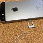 テザリング可能!iPhone SEでmineoのDプランSIMカードを設定する方法